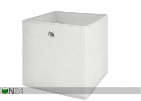 Laatikko ALFA 1, valkoinen