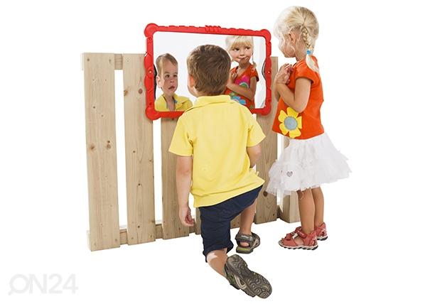 Käyrä peili lapsille