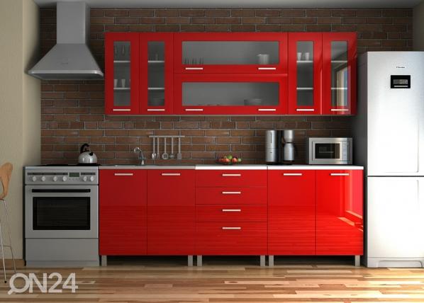 Keittiö Egina-Reling 220 cm