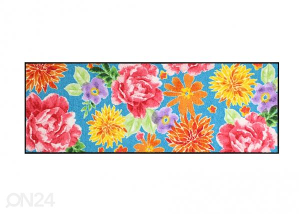 Matto BIG ROSES 60x180 cm