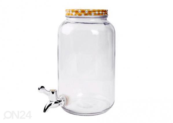 Juomapurkki hanalla 3 L