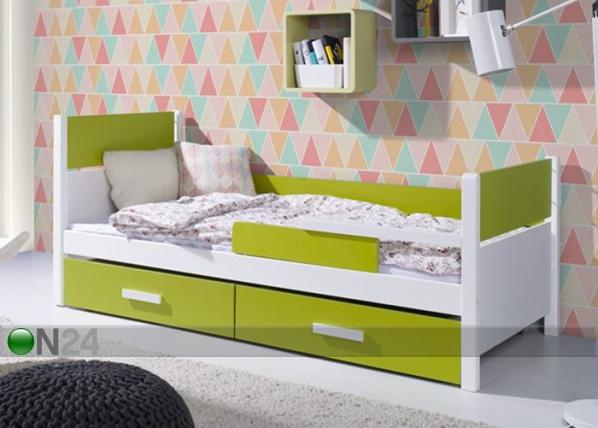 Lasten sänkysarja 80x180 cm