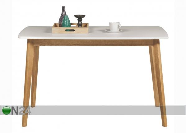 Ruokapöytä 120x74 cm