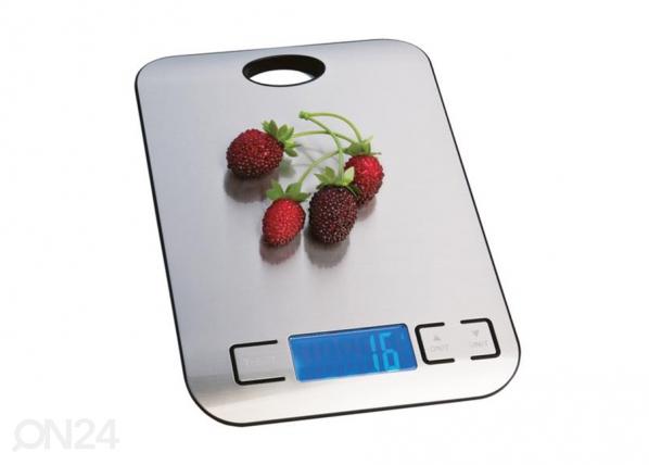 Digitaalinen keittiövaaka/kello enintään 5 kg