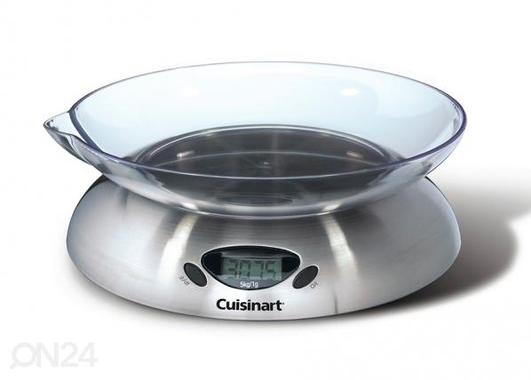 Digitaalinen keittiövaaka CUISINART