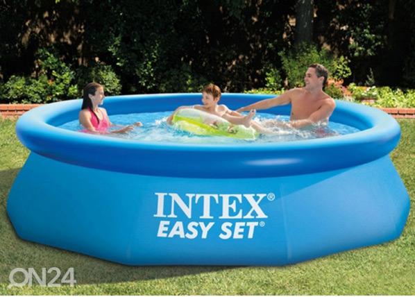 Uima-allas ntex Easy Set 305x76 cm suodatinpumpulla