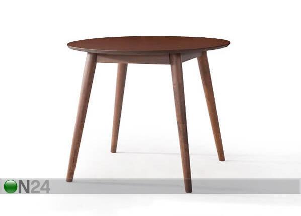 Ruokapöytä NUWARA Ø 90 cm