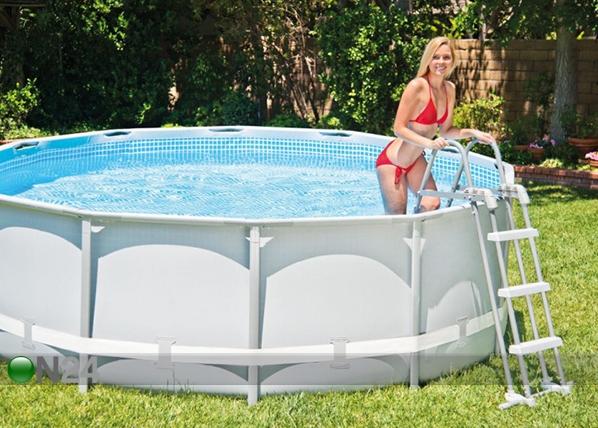 Uima-altaan tikkaat 142 cm
