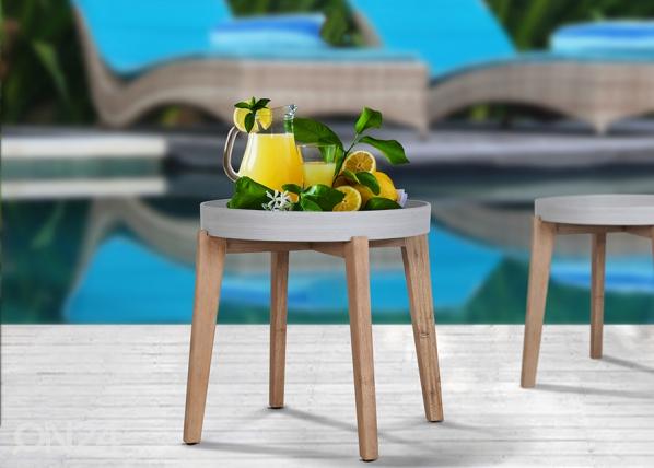 Apupöytä SANDSTONE Ø 61 cm