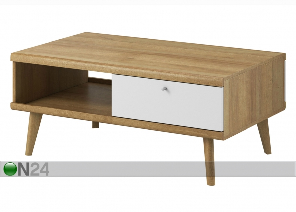 Sohvapöytä 107x40 cm