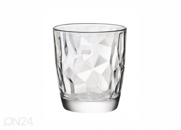 Juomalasi DIAMOND 3 kpl, 30,5 cl