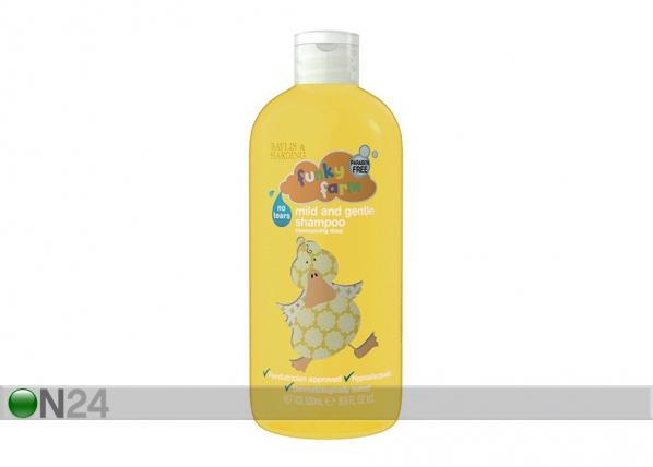 Lasten shampoo FUNKY FARM 500 ml