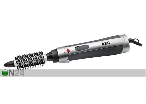 Hiustenkuivain-kiharrin AEG
