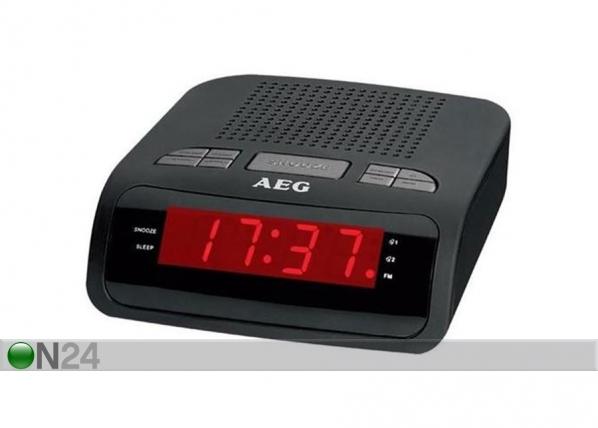 Kelloradio AEG