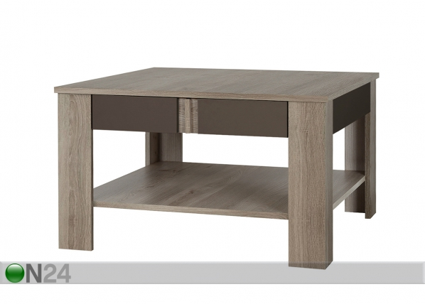 Sohvapöytä 75x75 cm