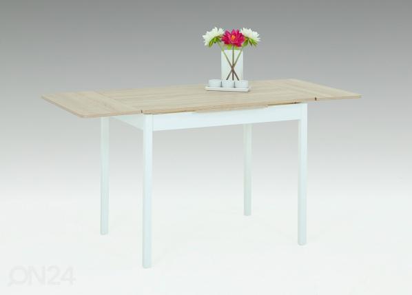 Jatkettava ruokapöytä KIEL I 90-142x65 cm