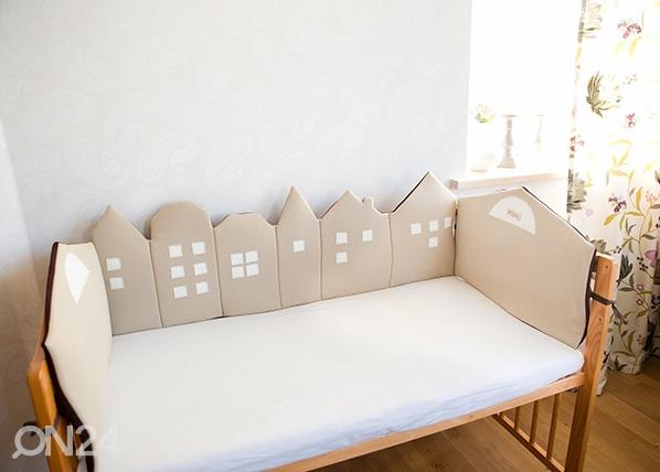 Sängyn reuna NUKKUVA KAUPUNKI KARLOOVA 120x60 cm