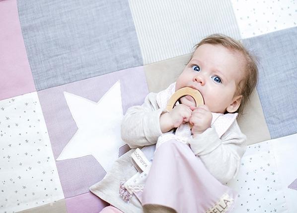 Vauvaliina tartuntarenkaalla KARLOOVA
