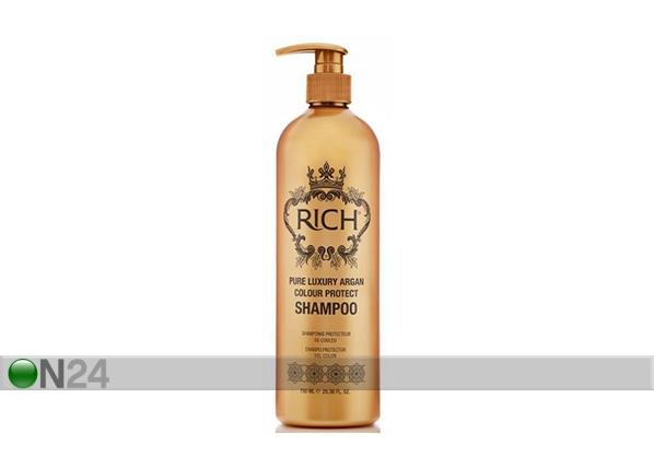 Shampoo Rich Pure Luxury Argan Colour 750ml