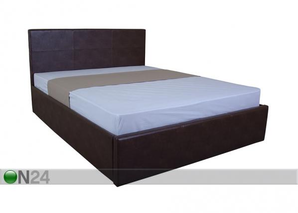 Sänky+vuodevaatelaatikko Greta 160x200 cm