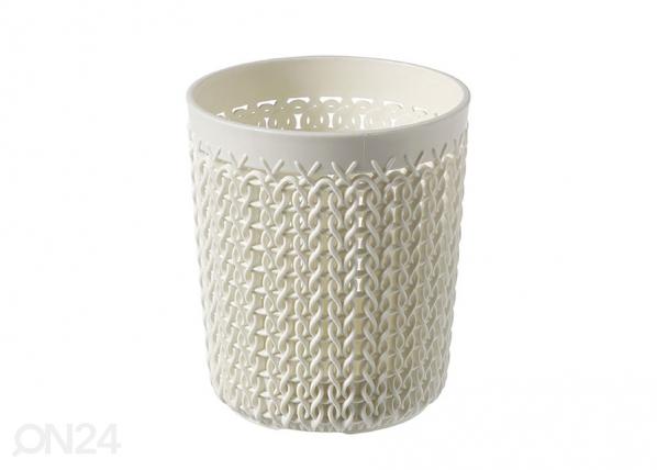 Pyöreä kori KUDUM 0,6 L