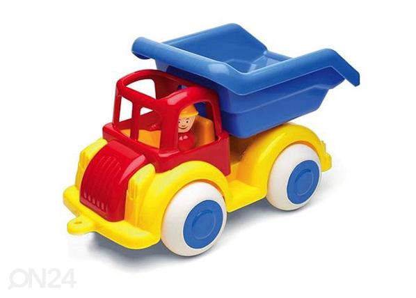 Kippiauto ja minihahmot VIKING JUMBO