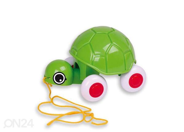 Vedettävä kilpikonna