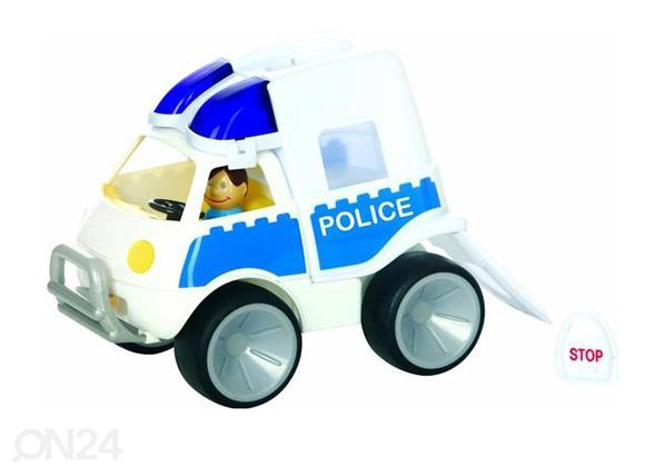 Poliisiauto GOWI