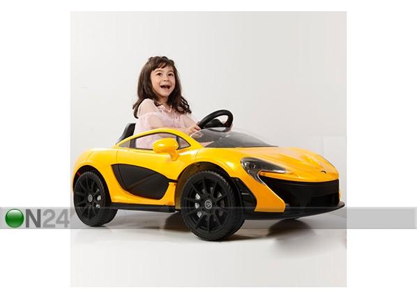 Sähköauto McLaren