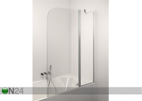 Kylpyammeseinä FRANCESCA PLUS 110x150 cm