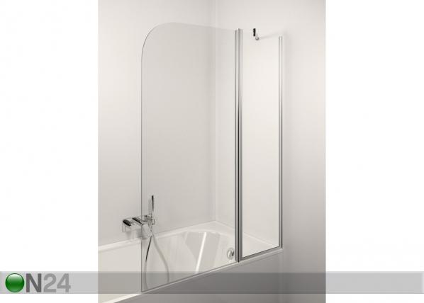 Kylpyammeseinä FRANSESCA PLUS 120x150 cm