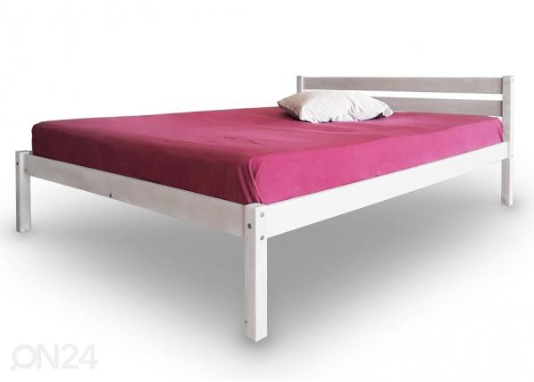 Sänky, koivu 160x200 cm