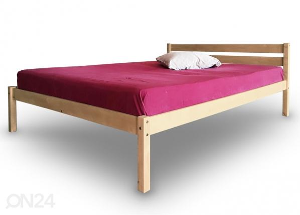 Sänky, koivu 120x200 cm