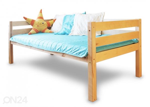 Sänky 80x200 cm, koivu