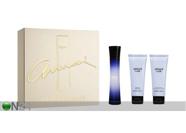 Armani Code Women tuoksupakkaus