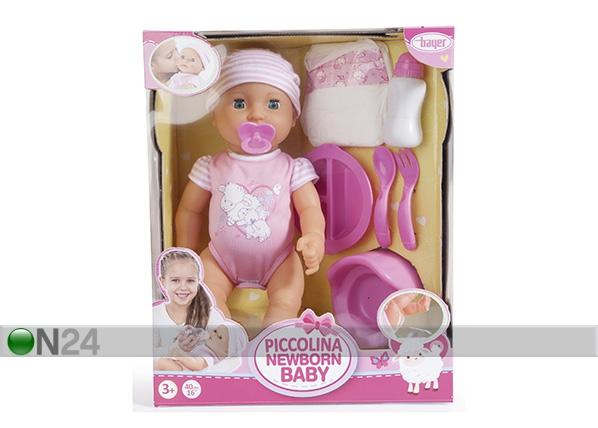 Vauvanukke PICCOLINA 40 cm