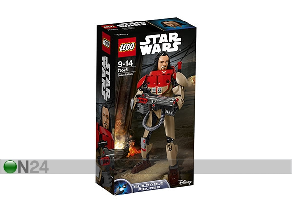LEGO Baze Malbus Star Wars