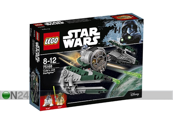 LEGO Yoda Jedi Starfighter Star Wars