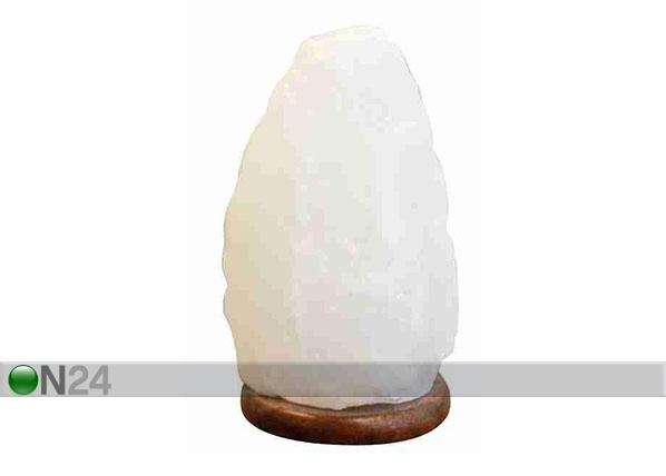 Suolalamppu valkoinen 3-5 kg