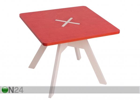 Sohvapöytä/lastenpöytä 60x60 cm