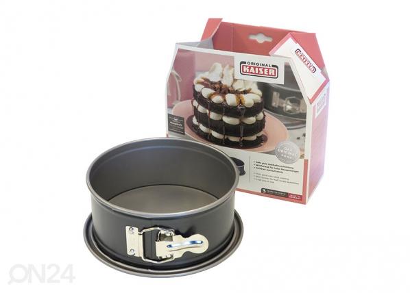 Avattava kakkuvuoka Ø18 cm