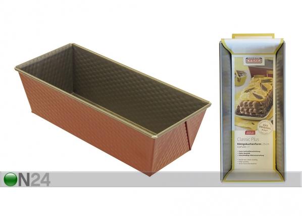 Leipä- ja kakkuvuoka CLASSIC PLUS