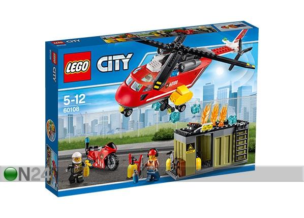 LEGO CITY pelastuspartio