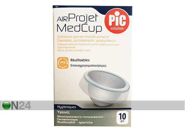 Lääkesäliö AirProjet 10 kpl