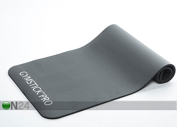 Harjoitusmatto Exercise Mat NBR - 140x60x1,0cm (black)