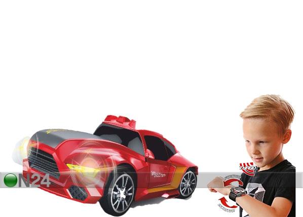 Ääniohjattava auto