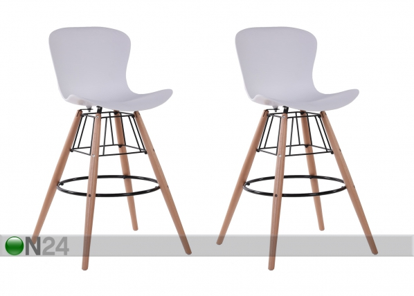 Bar-tuolit RINGSTED, 2 kpl