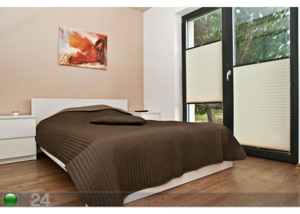 Laskosverho 90-100x210 cm
