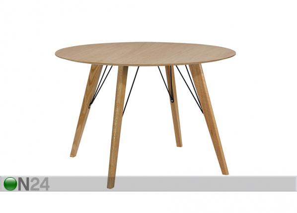 Ruokapöytä HELENA Ø 100 cm