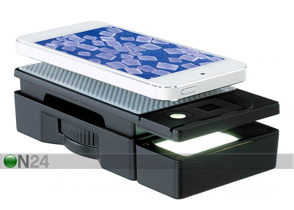 Älypuhelimen mikroskooppilisä